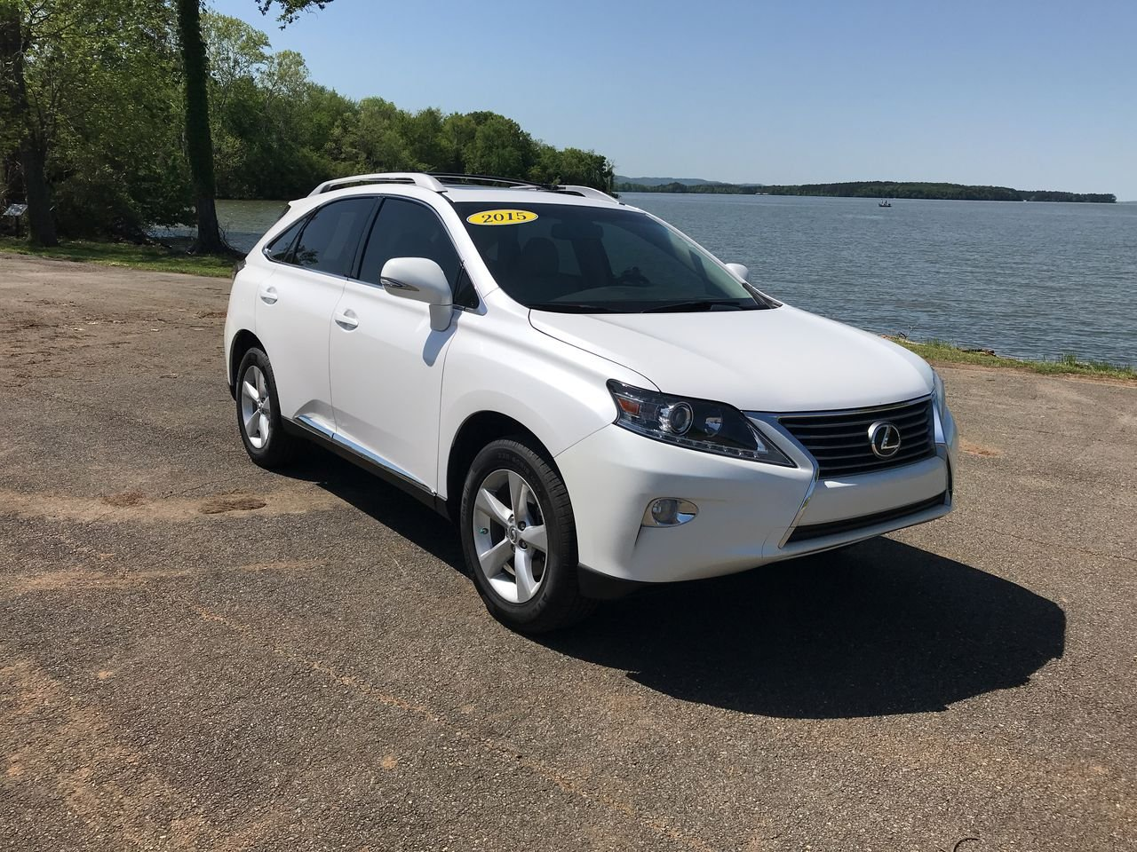 Pre-Owned 2015 Lexus RX 350 350