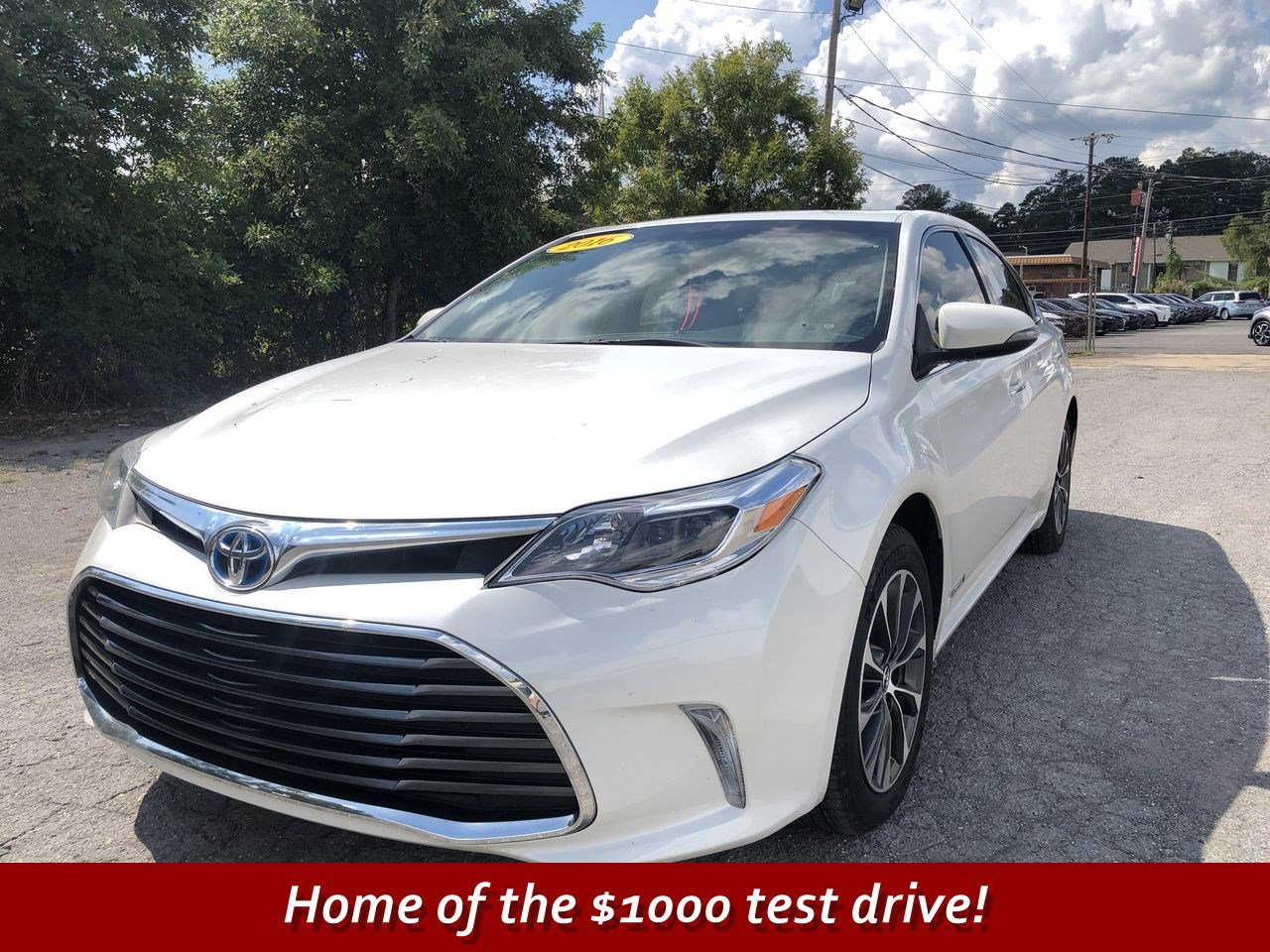 New 2016 Toyota Avalon Hybrid Xle Plus