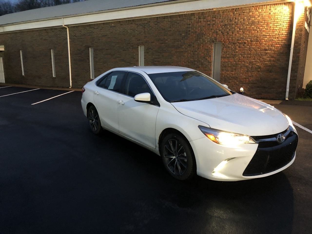 Certified Pre Owned 2016 Toyota Camry Xse
