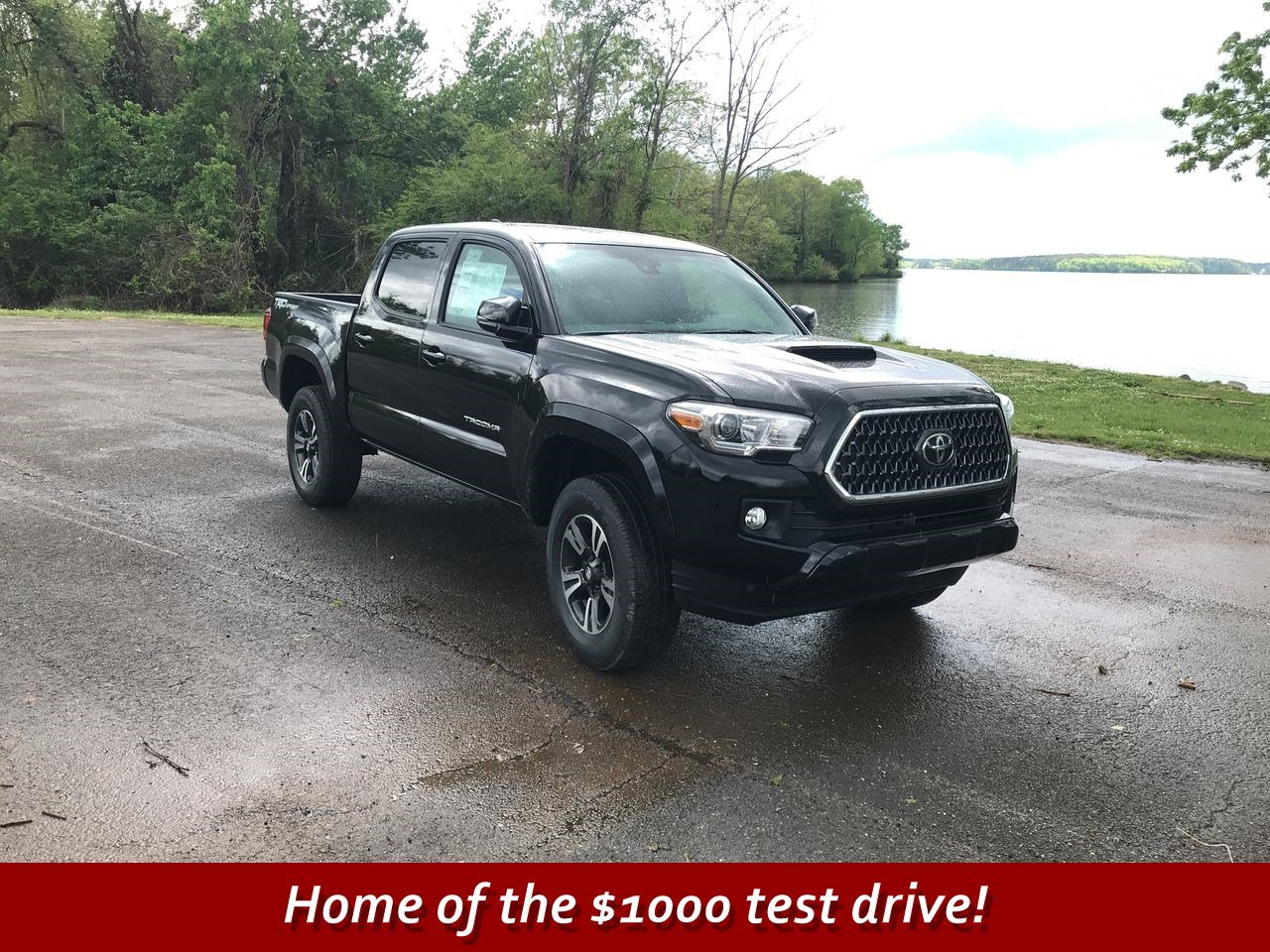 toyota new off at access trd road tacoma bed cab inventory truck