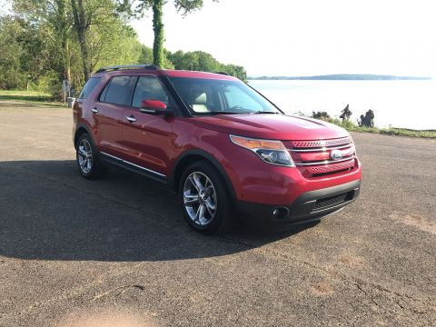 Pre-Owned 2011 Ford Explorer Limited FWD Sport Utility