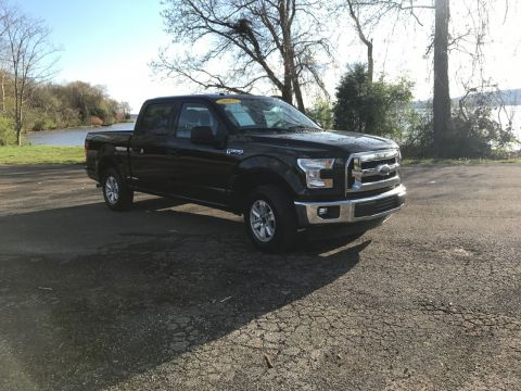 Pre-Owned 2017 Ford F-150 XLT RWD Crew Cab Pickup