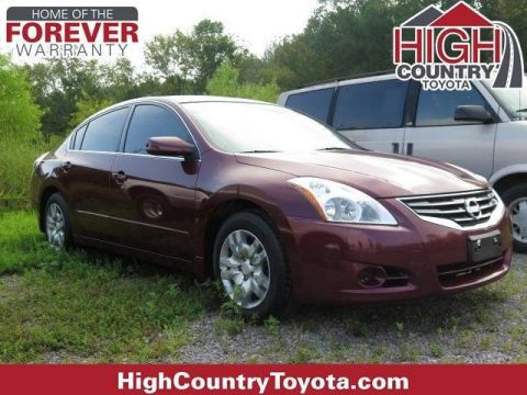 Pre-Owned 2010 Nissan Altima 2.5 S FWD 4dr Car