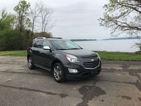 Pre-Owned 2016 Chevrolet Equinox LTZ With Navigation