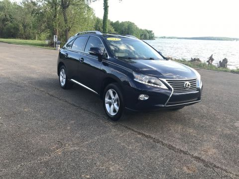 Pre-Owned 2015 Lexus RX 350 350 FWD Sport Utility