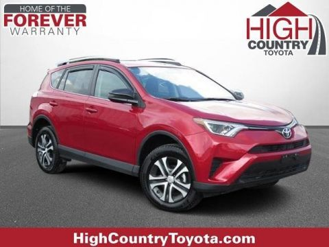 Pre-Owned 2016 Toyota RAV4 LE FWD Sport Utility