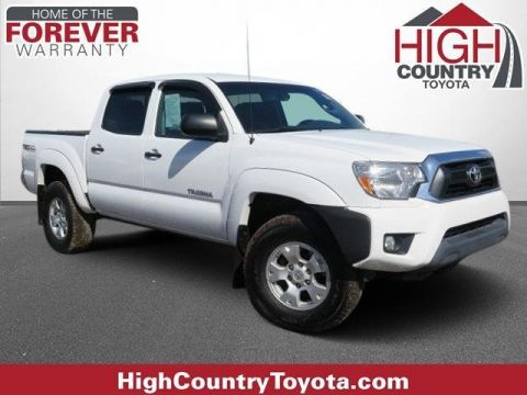 Pre-Owned 2013 Toyota Tacoma PreRunner N