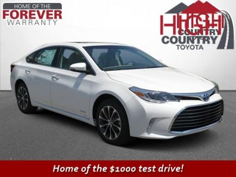 New 2016 Toyota Avalon Hybrid XLE Premium With Navigation