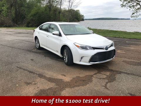 New 2016 Toyota Avalon Hybrid Limited