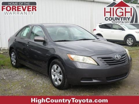 Pre-Owned 2008 Toyota Camry LE FWD 4dr Car