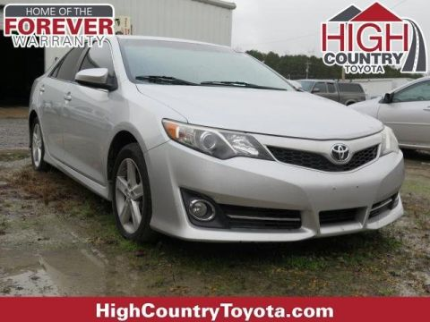 Pre-Owned 2012 Toyota Camry LE FWD 4dr Car