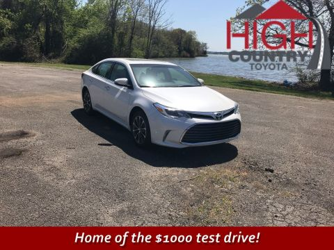 New 2016 Toyota Avalon XLE Premium With Navigation