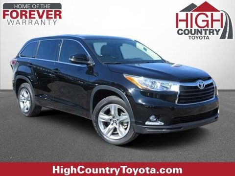 Pre-Owned 2016 Toyota Highlander Limited FWD Sport Utility