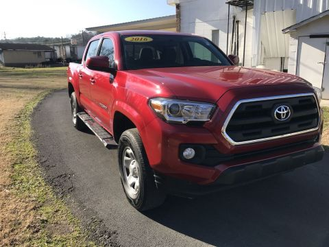 Used 2016 Pre Owned Toyota Tacoma Sr5 Crew Cab Pickup