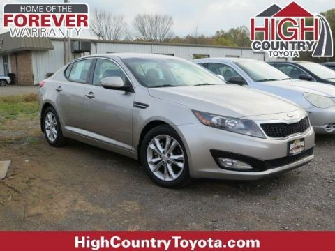 Pre-Owned 2013 Kia Optima EX FWD 4dr Car