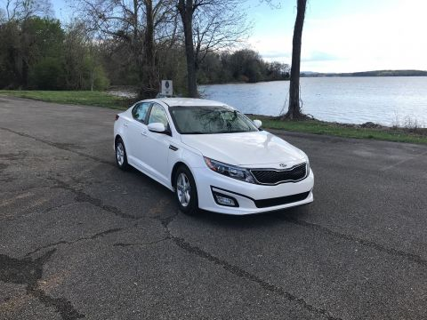 Pre-Owned 2015 Kia Optima LX FWD 4dr Car